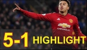Cardiff City vs Manchester United 1-5 All Goals & Highlights 12/22/2018